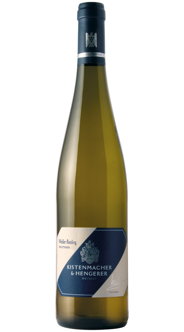 2018 Weißer Riesling